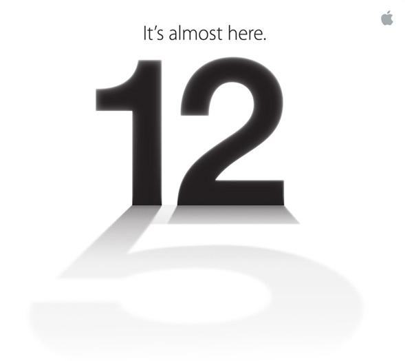 Apple Sept. 12 press event