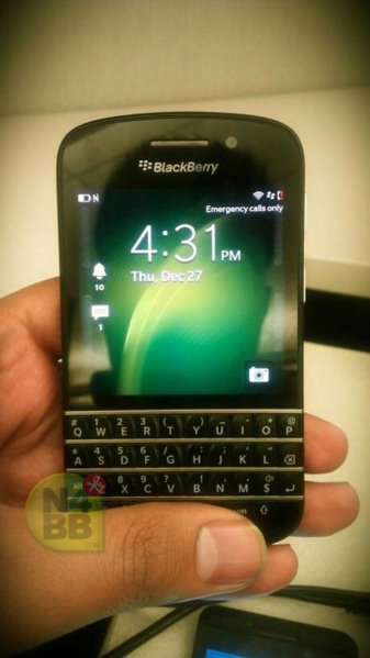 BlackBerry N-Series images surface, makes you think if that keyboard is meant for you